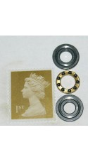 5x12x4.5 Thrust Bearing (x1) F5-12M