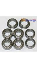 HPI Formula 10 Ten FULL Bearing Set - RCbearings