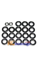 Ansmann Virus RTR non RTR/kit 1/8th Buggy FULL Bearing Set - RCbearings