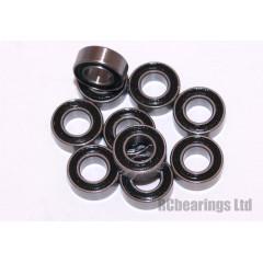 4x8x3 (CERAMIC RS) Bearing (x1) MR84crs