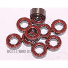 5x10x4 (CERAMIC RS) Bearing (x1) MR105crs
