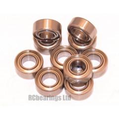 5x10x4 (CERAMIC MS) Bearing (x1) MR105czz