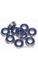 1/4x1/2x3/16 (CERAMIC RS) Flanged Bearing (x1) FR188crs