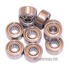 1/8x5/16x9/64 (CERAMIC MS) Bearing (x1) R2-5czz