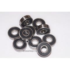 10x26x8 (RS) Bearing (x1) 6000rs