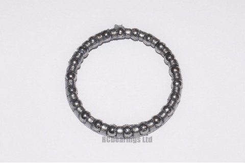 """Cycle 5/32"""" Headset 1"""" 1/8"""" Bearing Cage for Bicycles"""