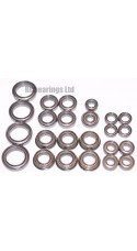 Team Losi 8ight 2.0 and EU 1/8th Buggy FULL Bearing Set