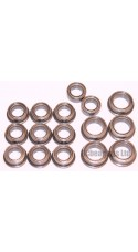 Team Associated RC10 chassis Re-Release FULL Bearing Set