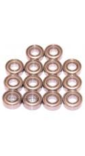 Tamiya 58511 Nissan Titan FULL Bearing Kit - RCbearings