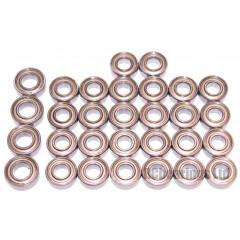 Tamiya 56301 King Hauler FULL Bearing Kit - RCbearings