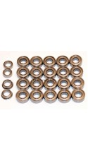 Tamiya 58614 MF01X MF-01x Suzuki Jimny FULL Bearing Kit