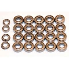 Tamiya MF01X MF-01x FULL Bearing Kit - RCbearings