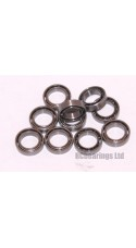 5x8x2 Open Bearing (x1) MR85