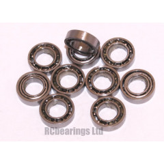 5x9x2.5 Open Bearing (x1) MR95