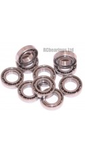 7x13x3 Open Bearing (x1) MR137