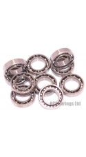 8x14x3.5 Open Bearing (x1) MR148