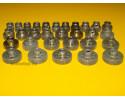Pinion Gears 64DP 21T to 50T Hard Aluminium 7075 3.175 (1/8th) Bore