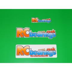 RCbearings.co.uk Sticker Pack x3