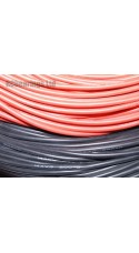 14 AWG Soft Silicone Wire Red and Black 1m of each Colour