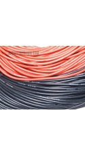 16 AWG Soft Silicone Wire Red and Black 1m of each Colour