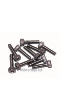 M2x8 Socket Cap Stainless Steel Screws x10
