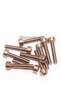M3x16 Socket Cap Stainless Steel Screws x10
