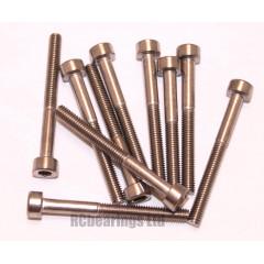 M3x30 Socket Cap Stainless Steel Screws x10