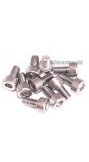 M3x6 Socket Cap Stainless Steel Screws x10