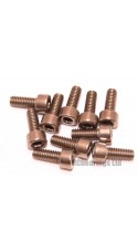 M4x10 Socket Cap Stainless Steel Screws x10