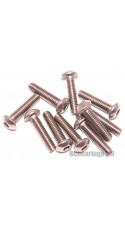 M4x16 Socket Button Stainless Steel Screws x10