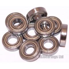 FG Bearing Part Number 6040 10x22x6mm