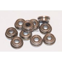 2.5x6x2.6 Flanged Bearing (x1) F682xzz