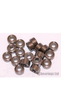 2x5x2.5 (MS) Bearing (x1) MR52zz