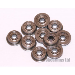 2x6x2.5 Flanged Bearing (x1) MF62zz