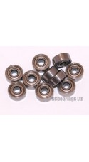 2x6x2.5 (MS) Bearing (x1) MR62zz