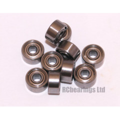 2x6x3 (MS) Bearing (x1) 692zz