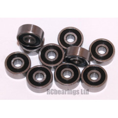 3x10x4 (RS) Bearing (x1) 623rs