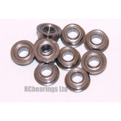 3x6x2.5 Flanged Bearing (x1) MF63zz
