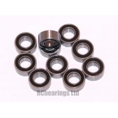 3x6x2.5 (RS) Bearing (x1) MR63rs