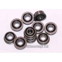 3x7x3 Flanged Bearing (x1) F683rs