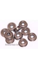 3x8x3 Flanged Bearing (x1) MF83zz