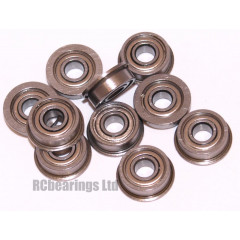 3x8x3 Flanged Bearing (x1) MF83zz