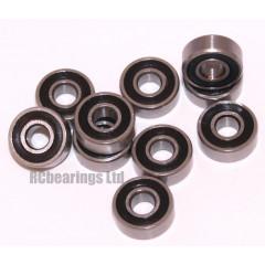 3x8x3 (RS) Bearing (x1) MR83rs