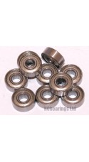 3x8x3 (MS) Bearing (x1) MR83zz