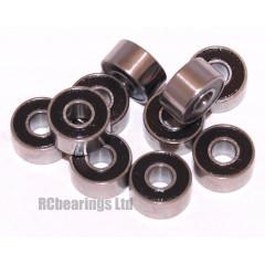 3x8x4 (RS) Bearing (x1) 693rs