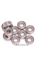 4x10x4 (MS) Bearing (x1) MR104zz