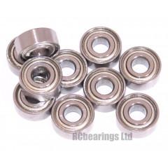 4x10x4 (MS) Bearing (x1) MR104zz