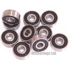 4x13x5 (RS) Bearing (x1) 624rs