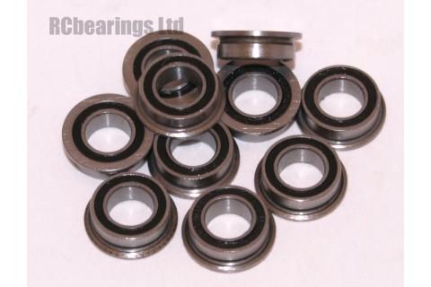 4x7x2.5 Flanged Bearing (x1) MF742rs