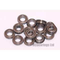 4x7x2.5 Flanged Bearing (x1) MF74zz